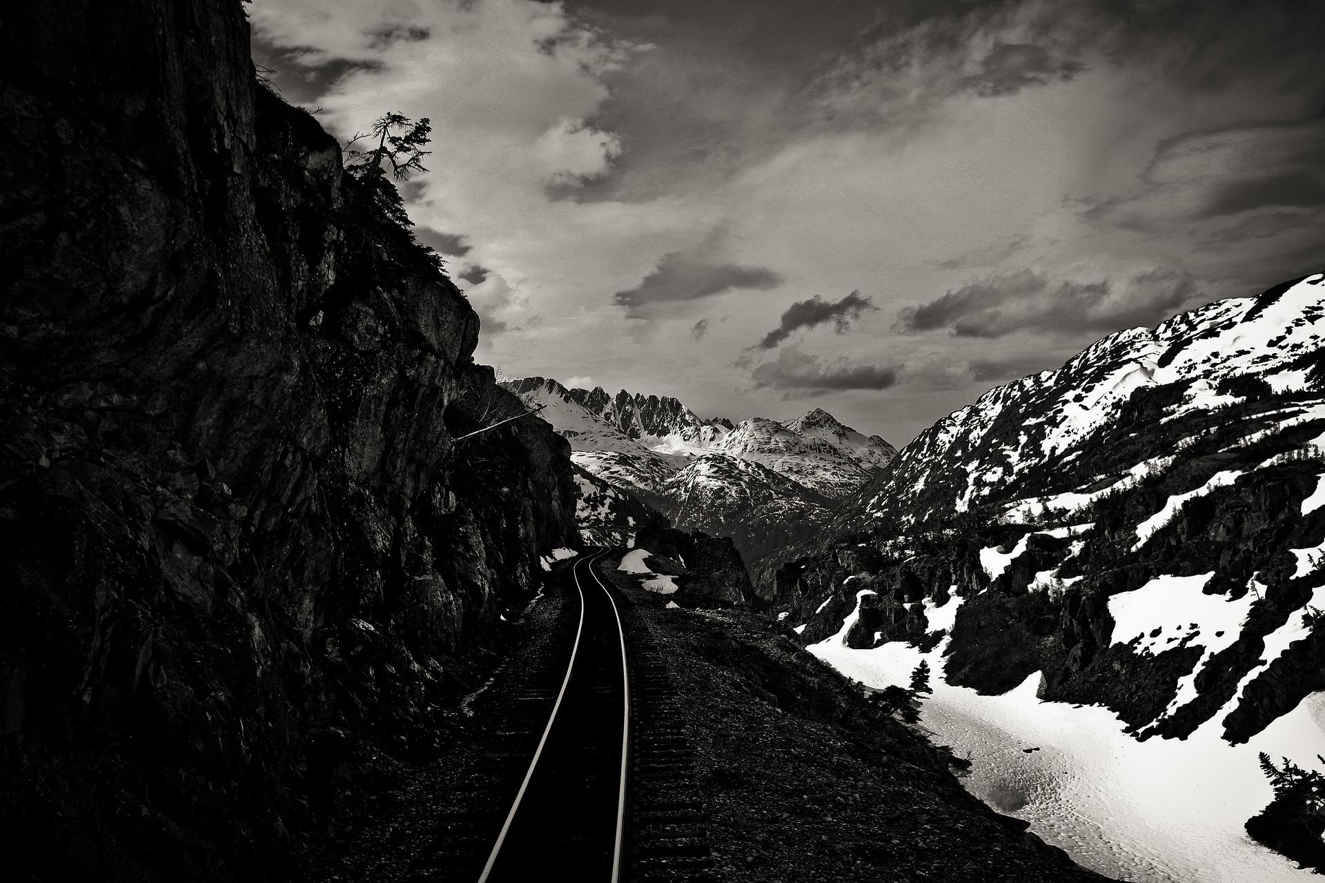railway bergen zw